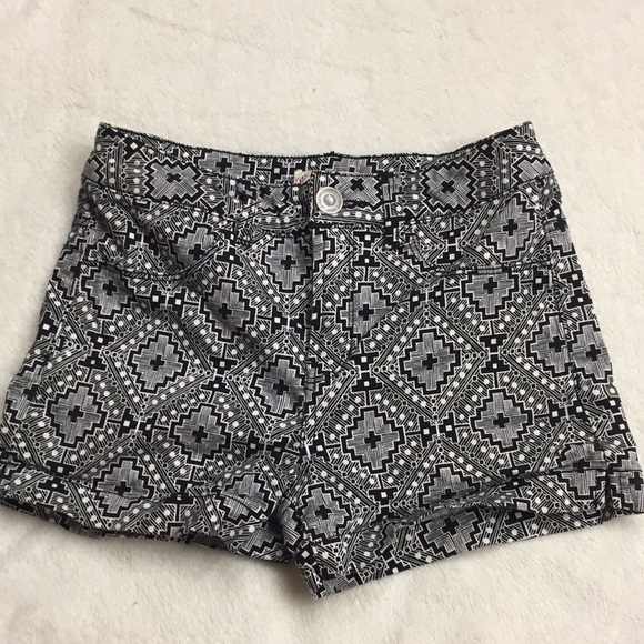 SO Pants - 🔥5/$20 [ SO ] Aztec Print Shorts